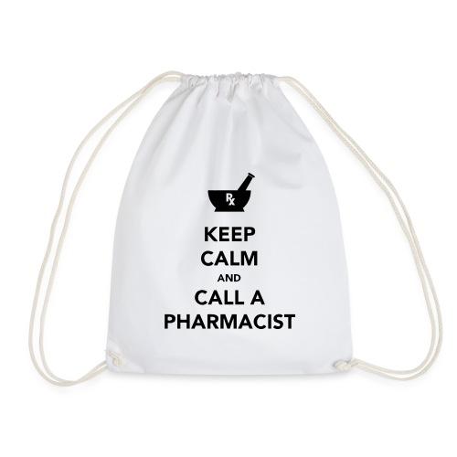 Keep Calm - Pharma - Drawstring Bag
