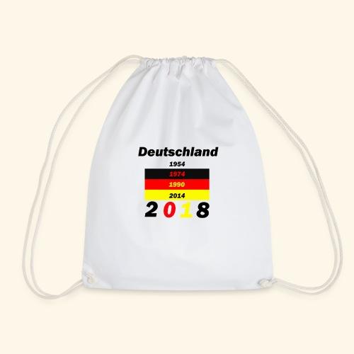 Deutschland Weltmeisterschaft - Turnbeutel