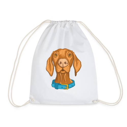 Hungarian Vizsla - Drawstring Bag