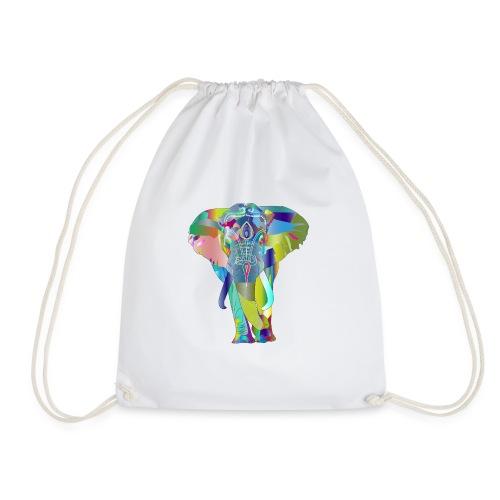 elephant psychedelique - Sac de sport léger