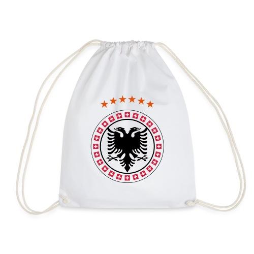 Albanien Kosovo Schweiz - Turnbeutel