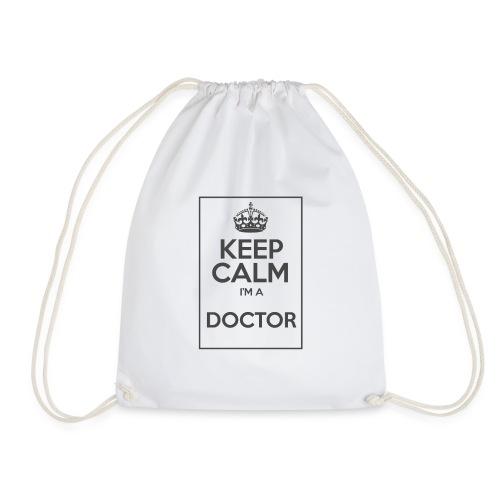 Keep Calm I'm a Doctor - Mochila saco