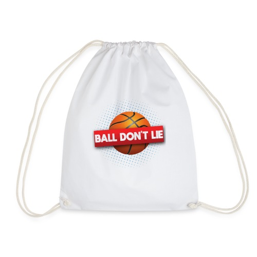 Der Ball lügt nicht - Turnbeutel