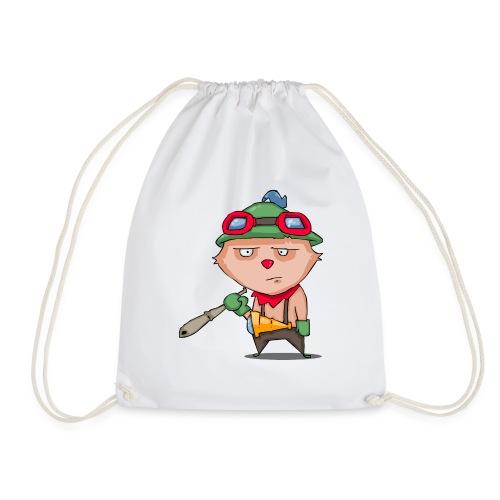 teetoalone - Drawstring Bag
