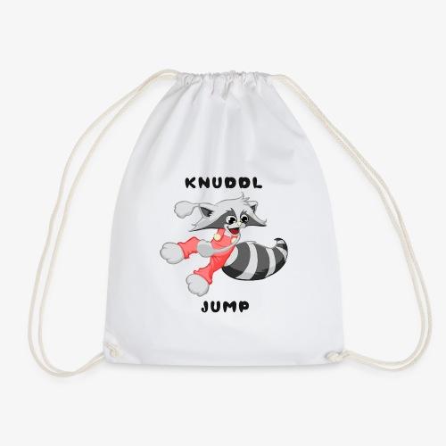 KNUDDL JUMP - Turnbeutel