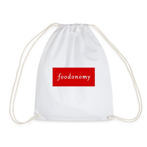 Foodonomy Logo - Sacca sportiva