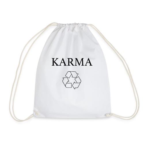 Karma Recycle - Worek gimnastyczny