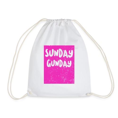 SUNDAY GUNDAY - Worek gimnastyczny