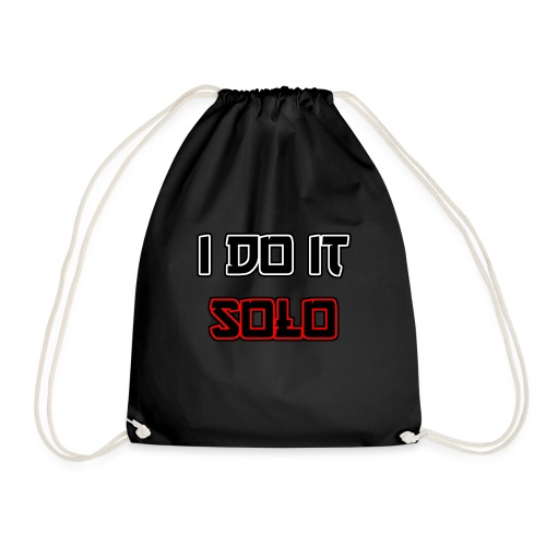 I Do It Solo - Turnbeutel