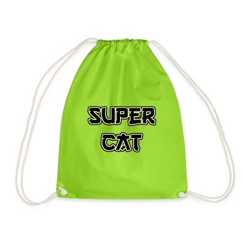 Super Cat - Turnbeutel