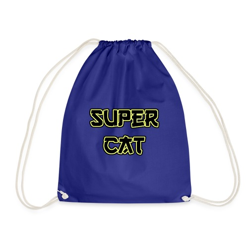 Super Cat - Turnbeutel