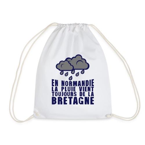 en normadie pluie vient bretagne nuage - Sac de sport léger