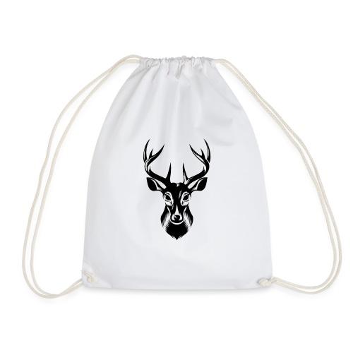 Hirsch Deer - Turnbeutel