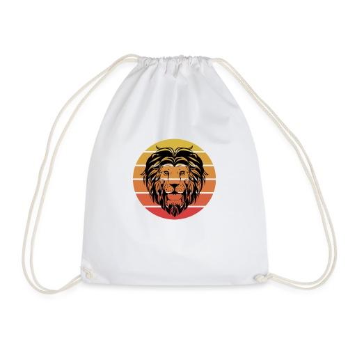 Lion Sundown - Turnbeutel