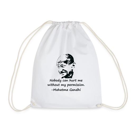 Hurt - Drawstring Bag