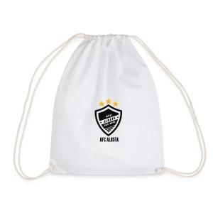 Mannen Premium Hoodie AFC Alosta - Gymtas