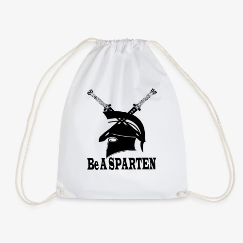 Be A Sparten - Drawstring Bag