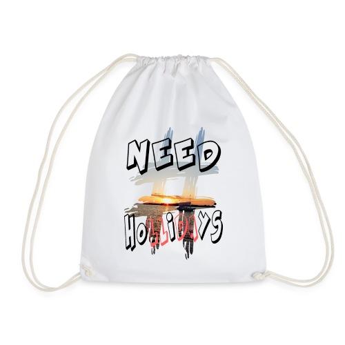 H-Tag Need Hollidays - Sac de sport léger