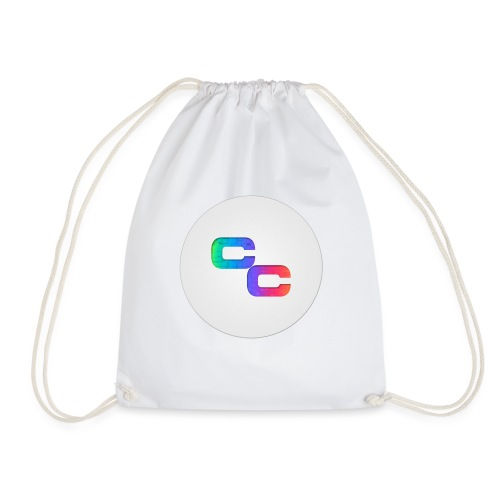 Callum Causer Rainbow - Drawstring Bag