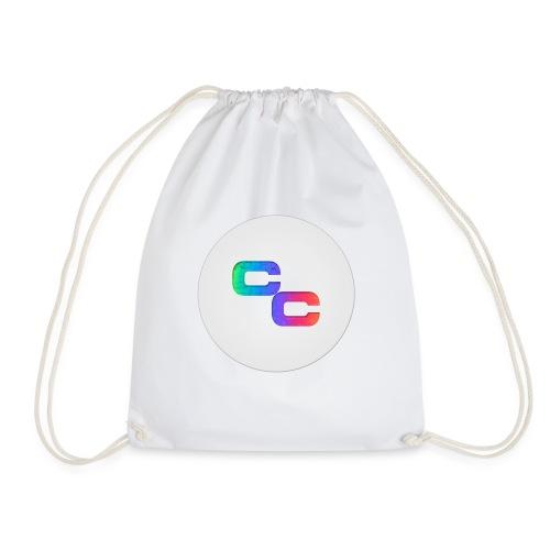 Callum Causer Rainbow - Drawstring Bag