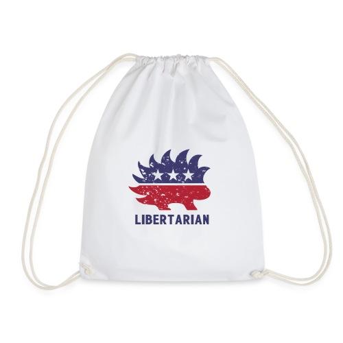 Libertarian porcupine - Worek gimnastyczny