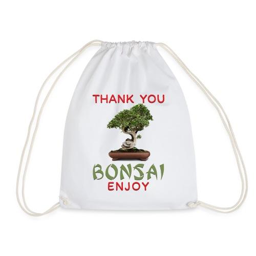 Dziękuję Ci Bonsai - Worek gimnastyczny
