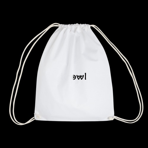Krowl 1st Yin & Yang Design - Sac de sport léger