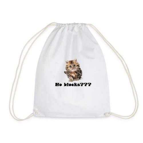 No block kitten - Gymbag