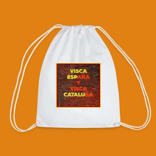 SPAIN AND CATALONIA - Drawstring Bag