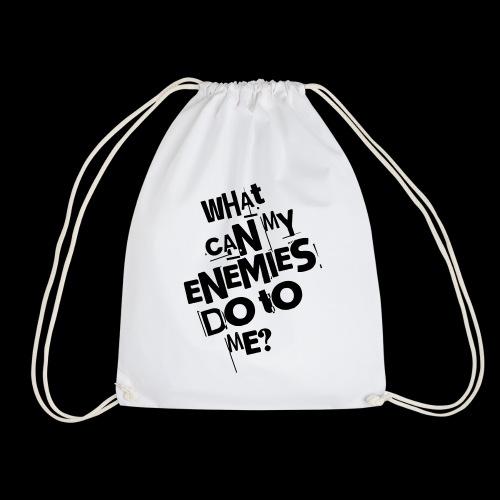 Enemies - Drawstring Bag