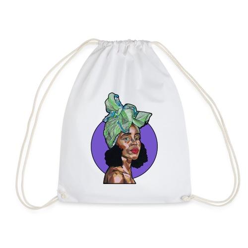 We Are Poised - Drawstring Bag