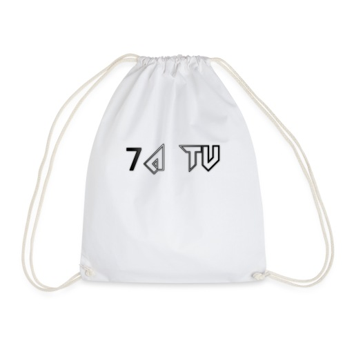 7A TV - Drawstring Bag