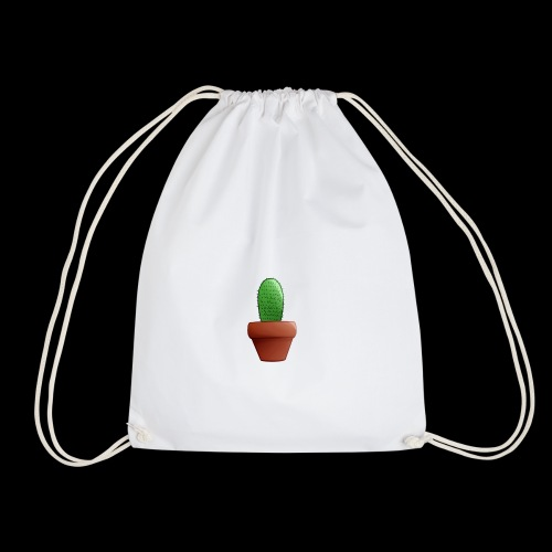 CartoonCacti! - Drawstring Bag