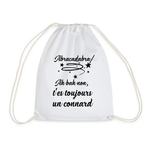 Abracadabra Connard - Noir - Sac de sport léger