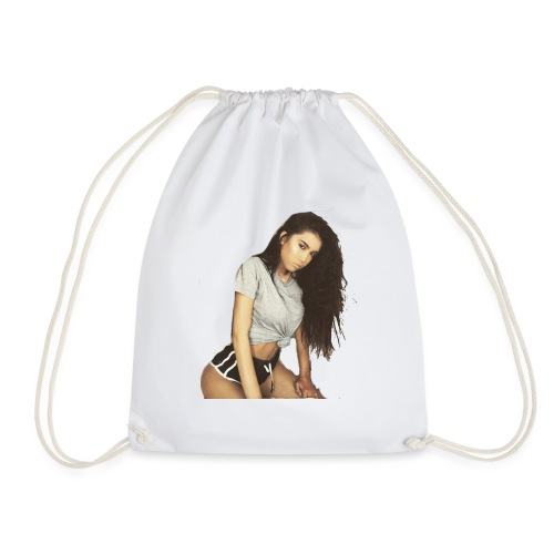 me myself and I - Drawstring Bag