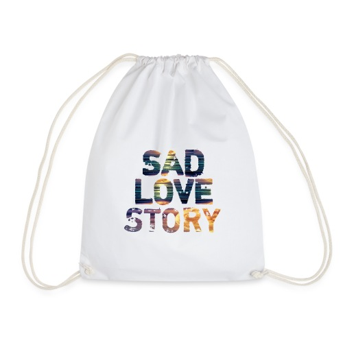 feeling sad love story - Sac de sport léger
