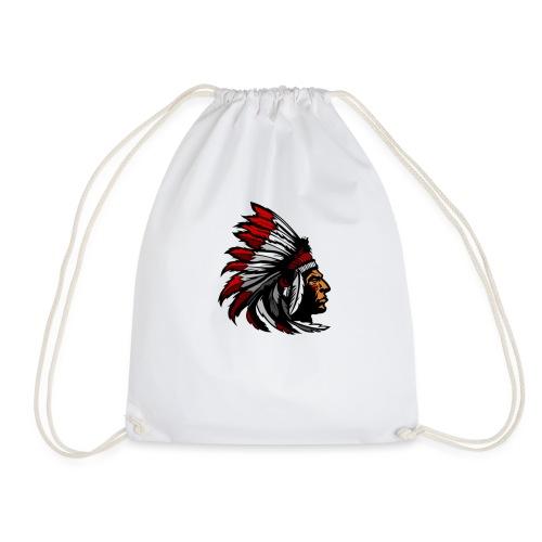 Indianer - Turnbeutel