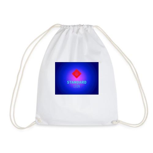 StandardLeon YouTube Logo - Turnbeutel
