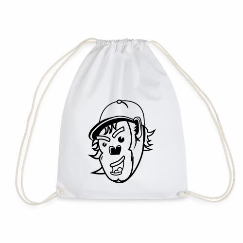Cheeky Monkey Logo - Drawstring Bag