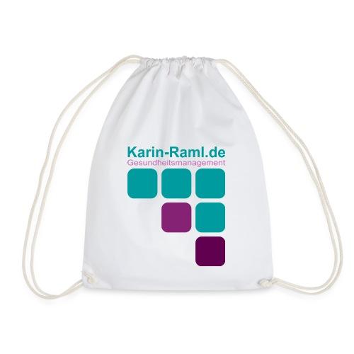 Karin-Raml Gesundheitsmanagement - Turnbeutel