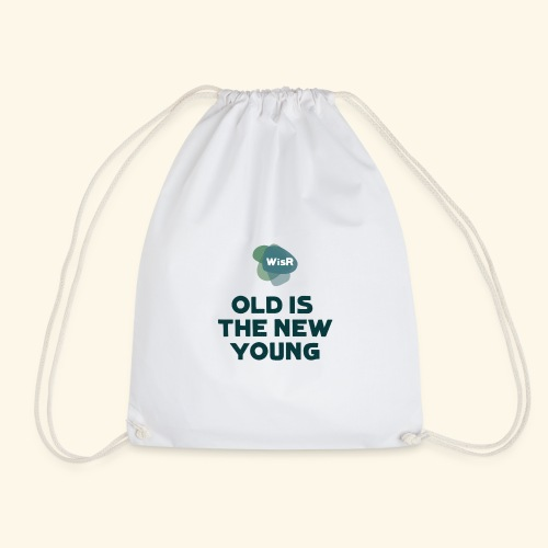 Old Is The New Young - Turnbeutel