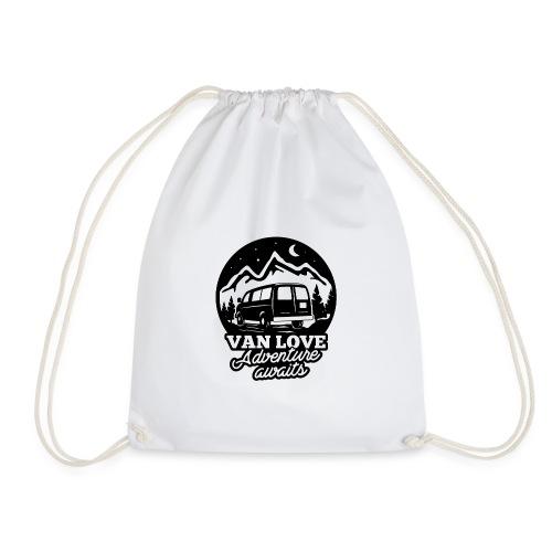 Van Love black - Sacca sportiva