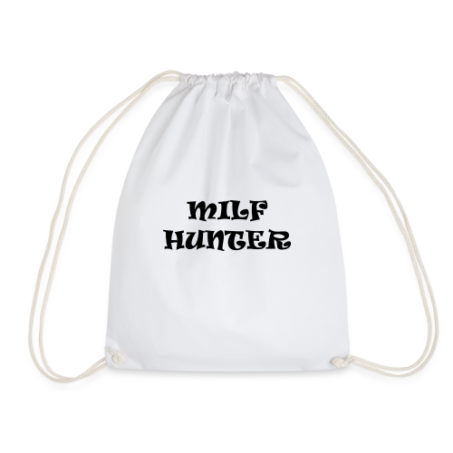 milf baby shirt - Drawstring Bag