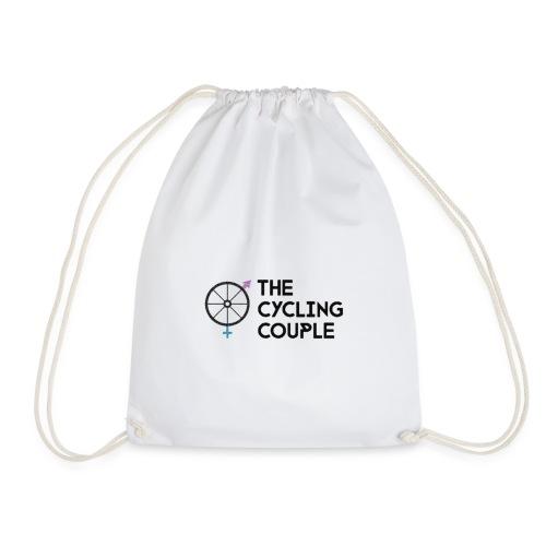 TCC pixel Full - Drawstring Bag