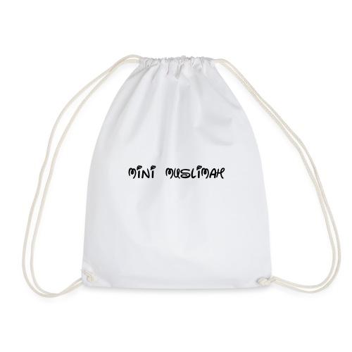 Minnie Muslimah - Drawstring Bag