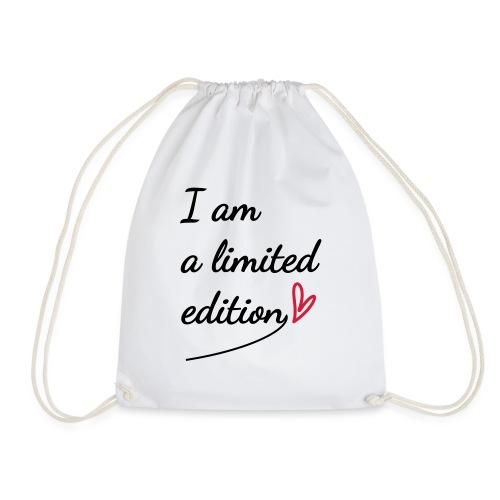 I am a limited edition - Sac de sport léger