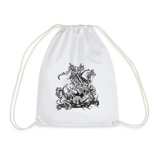 England and St George. - Drawstring Bag