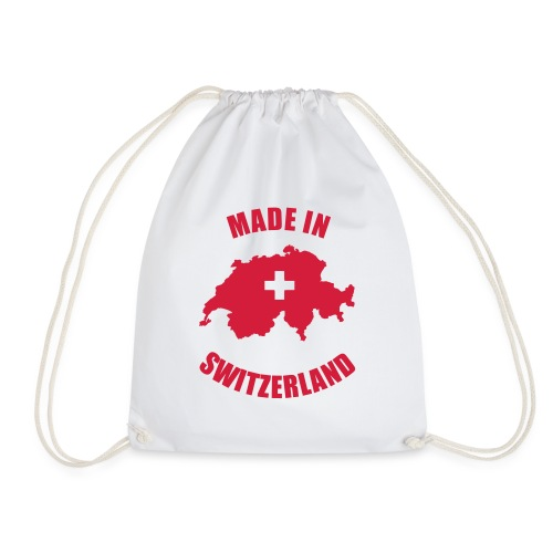 Made in Switzerland - Turnbeutel