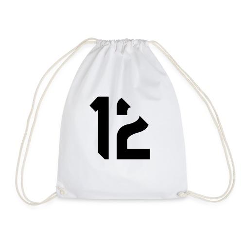 12 black - Sac de sport léger