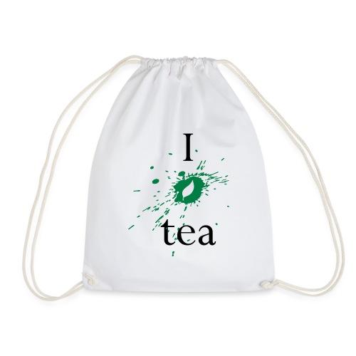 I Love Tea - Sacca sportiva